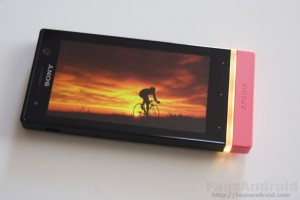 11 - Fotografías JPG Sony Xperia U