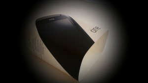 HTC One S - Interior viñeteado