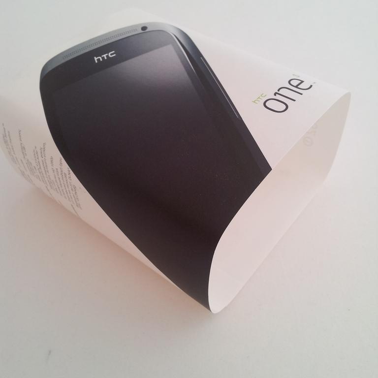 HTC One S - Interior