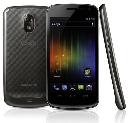 Galaxy Nexus recibe Jelly Bean 4.1