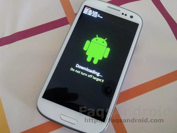 El Samsung Galaxy S3 recibiría Jelly Bean en agosto o septiembre