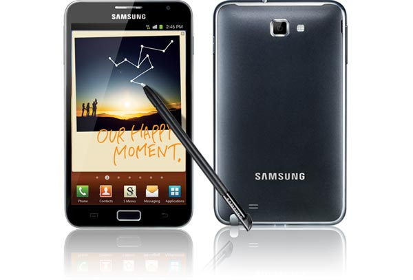 ROM N7000XXLS2 Jelly Bean 4.1.1 para el Samsung Galaxy Note