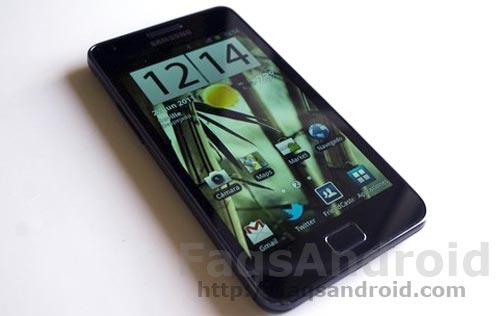 Reiniciar, borrar y formatear el Samsung Galaxy S2