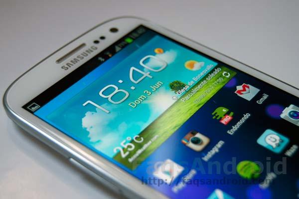 Root y custom recovery en el Samsung Galaxy S3 con CF-Root