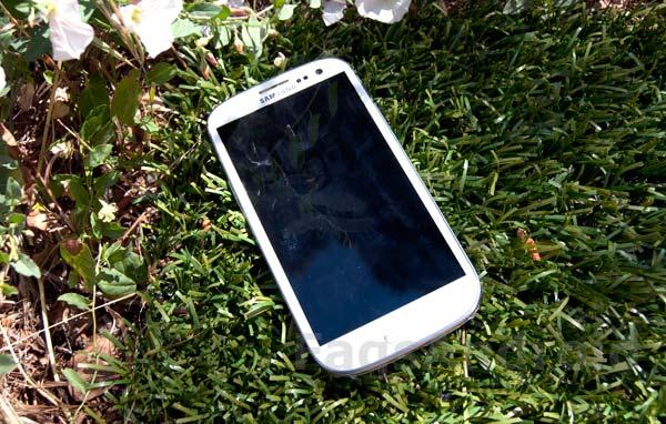 El Samsung Galaxy S3 se empieza actualizar a Jelly Bean 4.1.1