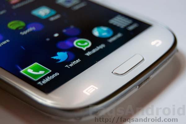 Primera ROM AOSP con Lollipop para el Samsung Galaxy S3. Inestable, pero prometedora