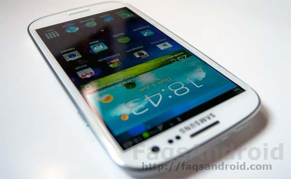 Análisis Samsung Galaxy S3
