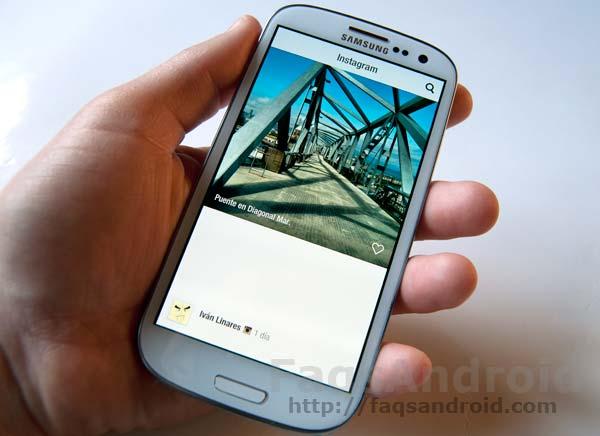 aplicaciones del Galaxy Note 2