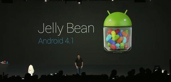 Google libera el código fuente de Jelly Bean