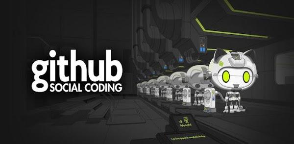 Banner oficial de GitHub