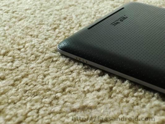 Android 4.4.3 en el Nexus 7 2012, ¿su última actualización?