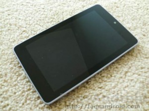 Foto Nexus 7 Faqsandroid 13