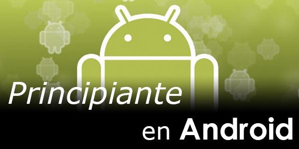 Articulos para Principiantes en Android