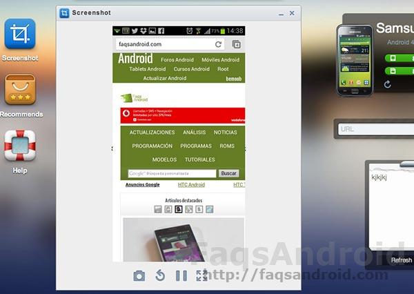 Aplicaciones Android beta: AirDroid
