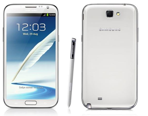 El Samsung Galaxy Note 2 se lanzará el 1 de octubre