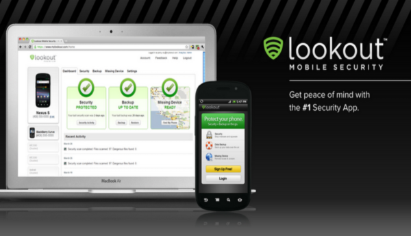 Lookout Seguridad y Antivirus