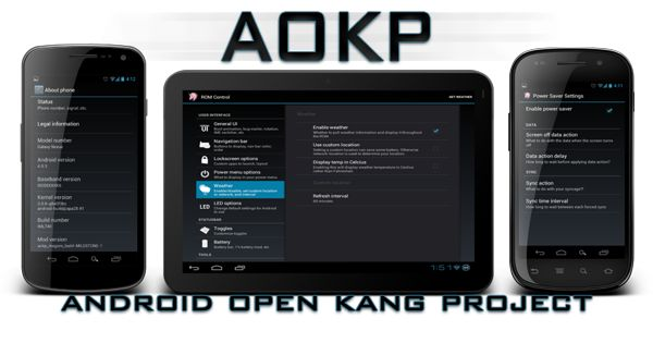 Android Open Kang JB Build para Samsung Galaxy S2