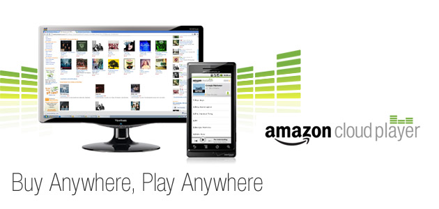 Amazon lanza Amazon Cloud Player, un reproductor en la nube