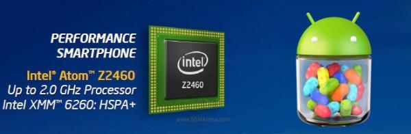 Android 4.1 Jelly Bean ya funciona en los Intel Atom