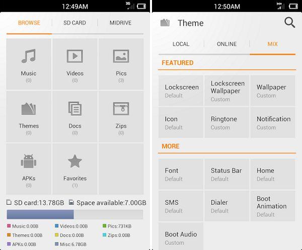 MIUI 2.9.13 no oficial para Samsung Galaxy S2