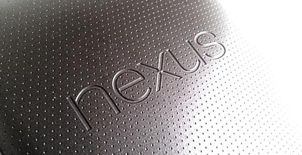 Dispositivos Nexus en Android