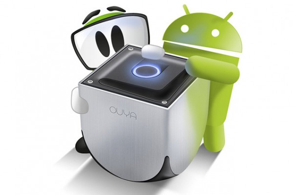 Ouya con Android
