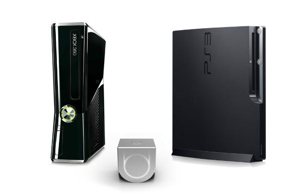 Ouya frente a PS3 y Xbox 360