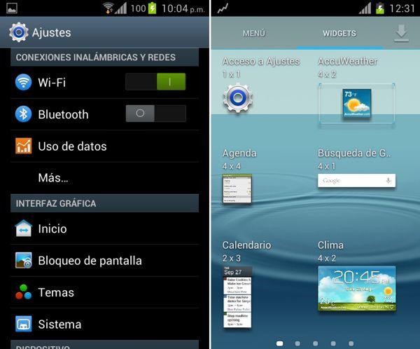 SlimTW5 Jelly Bean 4.0 para Samsung Galaxy s2