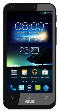 Asus Padfone 2 - Frontal