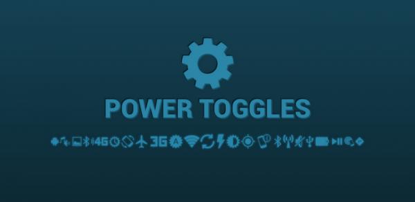 Crea tu propia barra de acceso rápido personalizada con Power Toggles