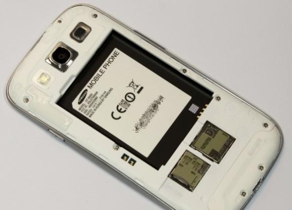 Samsung lanzará una batería original de 3000 mAh para el Galaxy S3