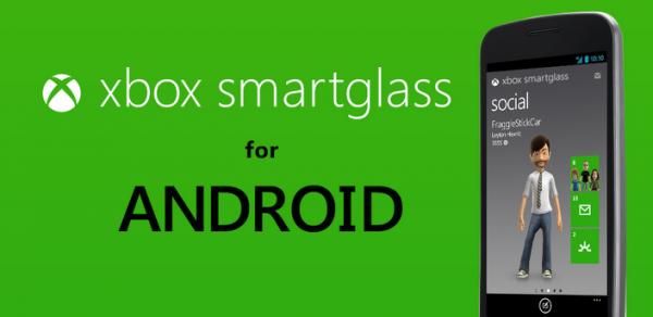 Xbox Smartglass Banner