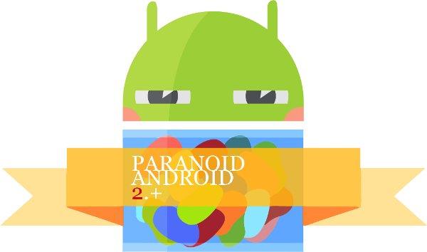 Banner de Paranoid
