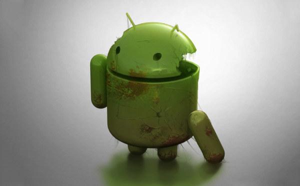 Las Google Apps filtradas pueden suponer un peligro para el móvil
