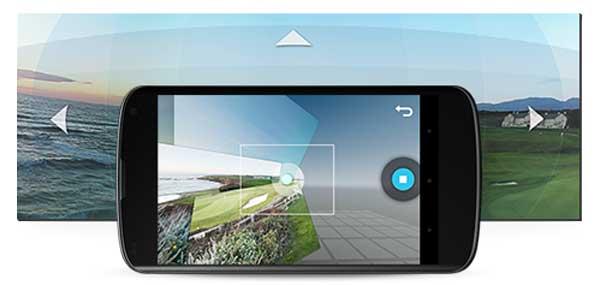 LG Nexus 4 cámara