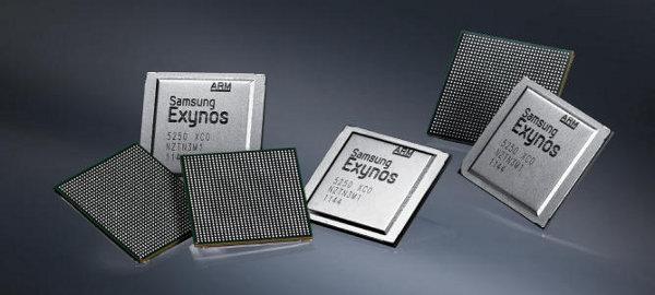 Chipset Samsung Exynos