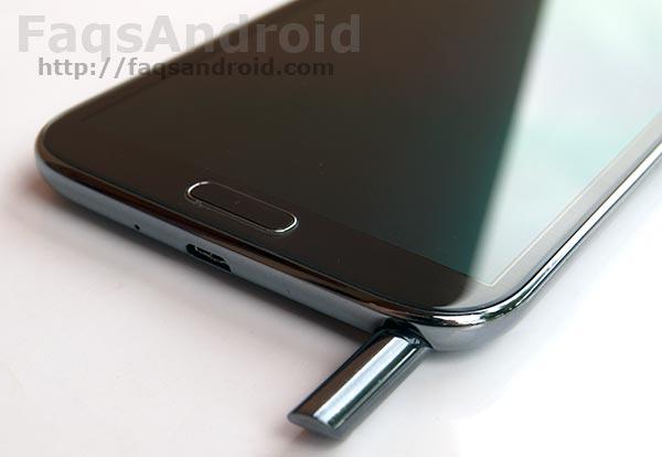 Análisis del Samsung Galaxy Note 2 con review en vídeo HD
