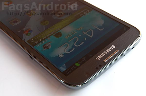 Análisis del Samsung Galaxy Note 2 con review en vídeo HD