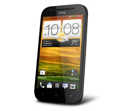 HTC One SV frontal