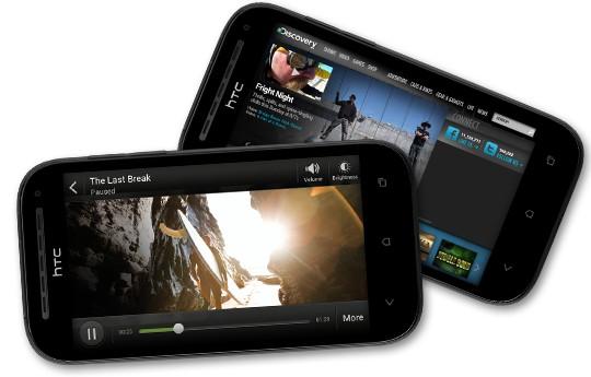 HTC One SV musica