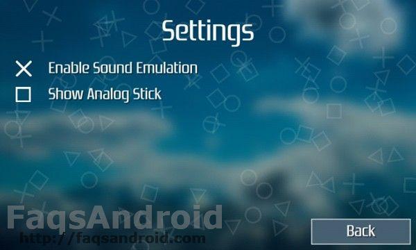 PPSSPP, un emulador de PSP para Android
