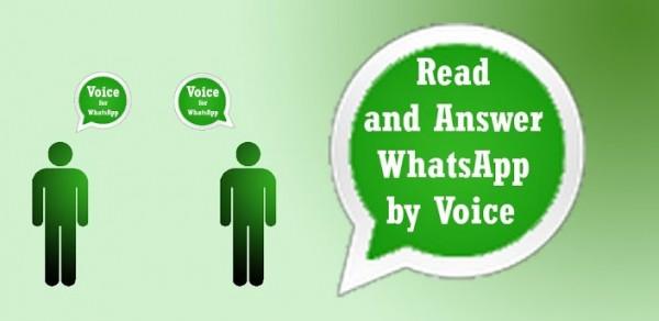 Análisis de Voice for Whatsapp, usa Whatsapp en manos libres