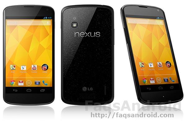 Cómo conseguir el acceso ROOT en el LG Nexus 4