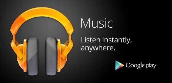 Recordad, google Music este martes oficialmente en España