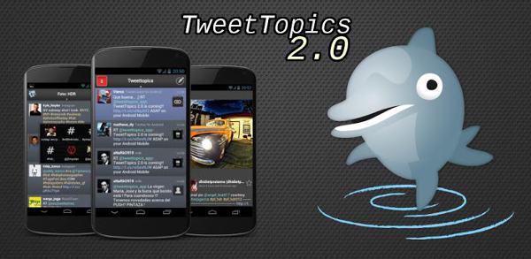 Análisis de TweetTopics 2 en FAQsAndroid