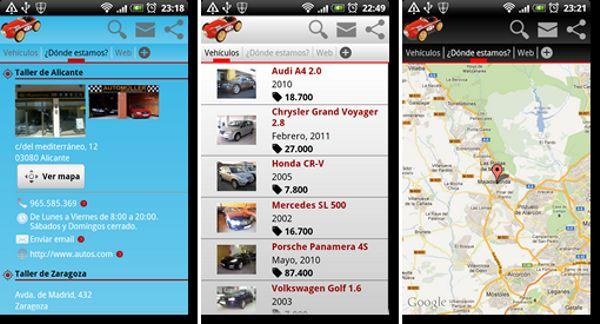 Muestra tu negocio en tablets y smartphones en 5 minutos con AndroidCreator