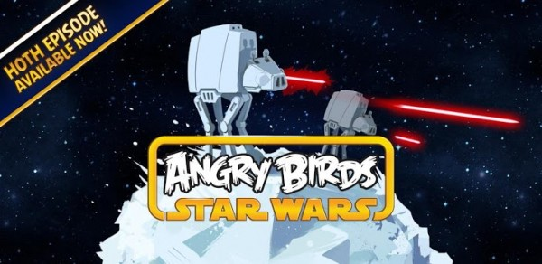 Angry Birds Star Wars HD Banner
