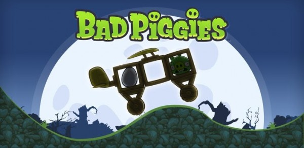 Bad Piggies HD Banner