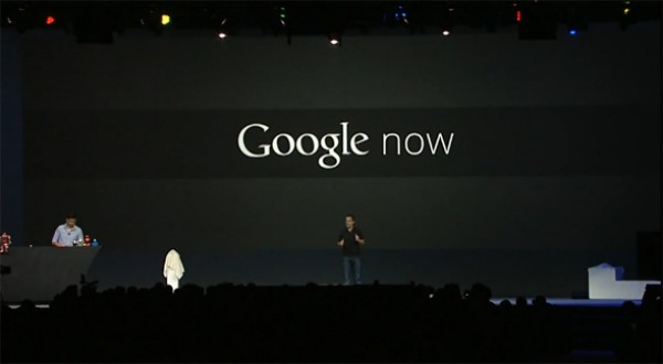 Google Now se actualiza con comandos de voz y publicación en Google+