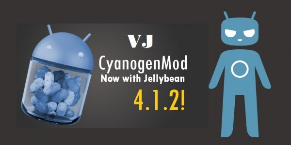 ROM Jelly Bean 4.1.2 en tu Nexus One con JV CyanogenMod 10